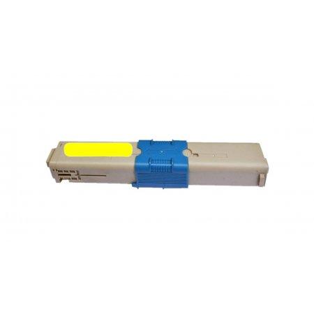 OKI 44973533 - kompatibilní žlutá tisková kazeta C301, C321 na 1.500stran