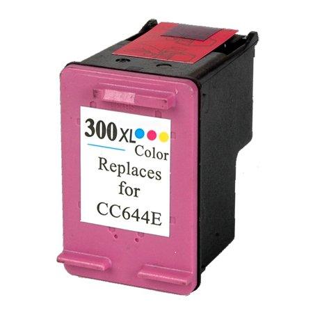 HP CC644E - renovovaná cartridge s hp 300XL barevná