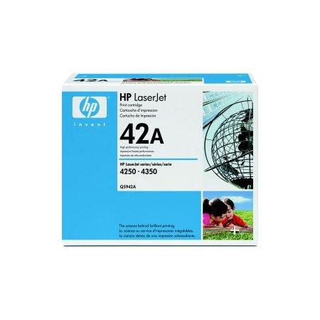 HP tisková kazeta černá, Q5942A