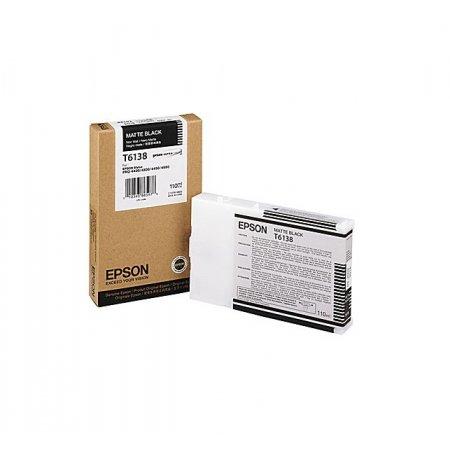 Epson T613 110ml Matte Black