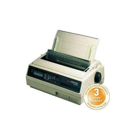 Oki ML395B A3, 24jeh, 550cps, 7 kopií