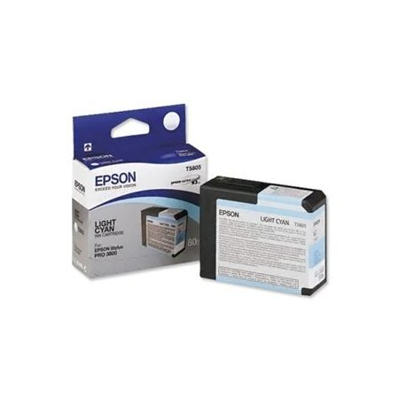 Epson T580 Light Cyan (80 ml)