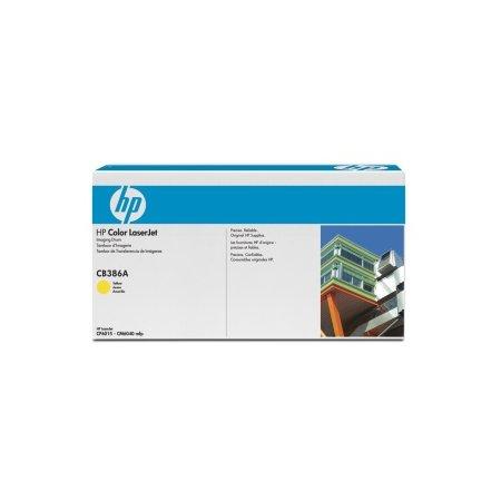 HP zobrazovací válec žlutý, CB386A