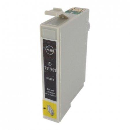 Epson T0711 - kompatibilní cartridge  T0891 s čipem