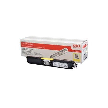 Žlutý toner do C110/C130n (2500 stran)