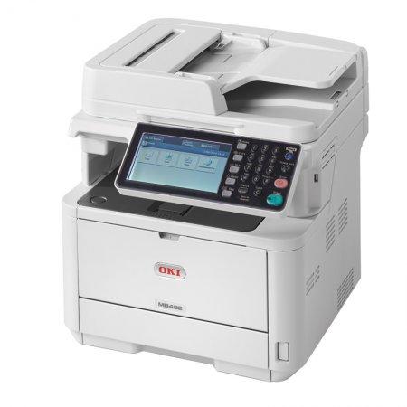 OKI MB492dn A4, 40ppm, 1200dpi, USB, LAN