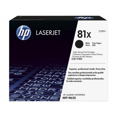 HP 81X - černý Contract Toner, CF281XC
