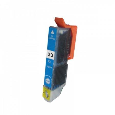 Epson T3362 - kompatibilní modrá náplň 33XL