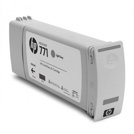 HP CE044A - kompatibilní cartridge s hp 771 light grey pro HP DesignJet Z6200