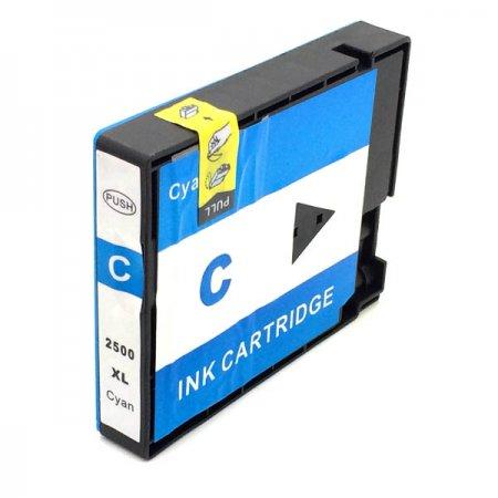 Canon PGI-2500XL C - kompatibilní modrá tisková kazeta