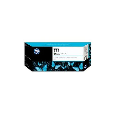 HP no 772 - matná černá ink. kazeta, CN635A