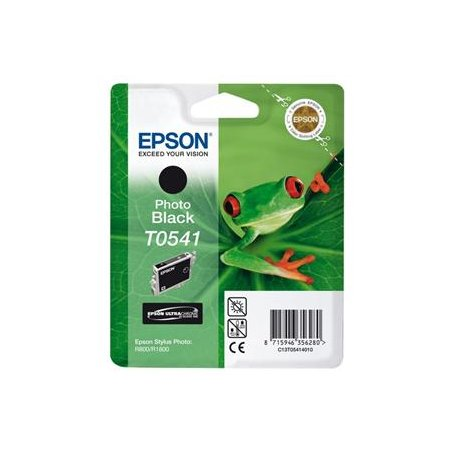 EPSON SP R800 Photo Black Cartridge T0541