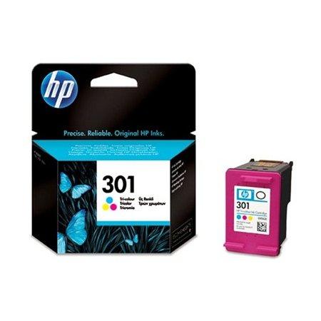 HP 301 tříbarevná inkoustová kazeta, CH562EE