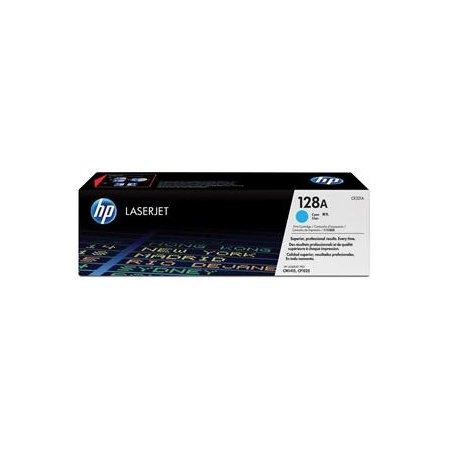 HP tisková kazeta azurová, CE321A
