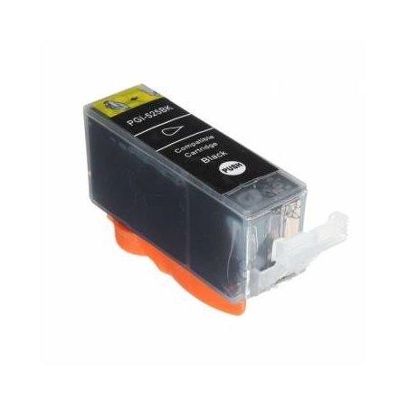 Canon PGI-525BK - kompatibilní velká černá cartridge s novým čipem , obr. 1