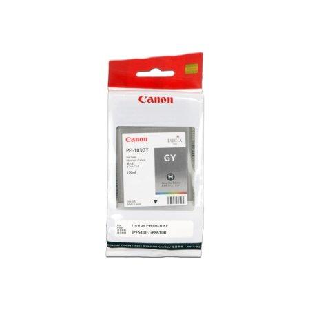 Canon zásobník inkoustu PFI-103, šedý