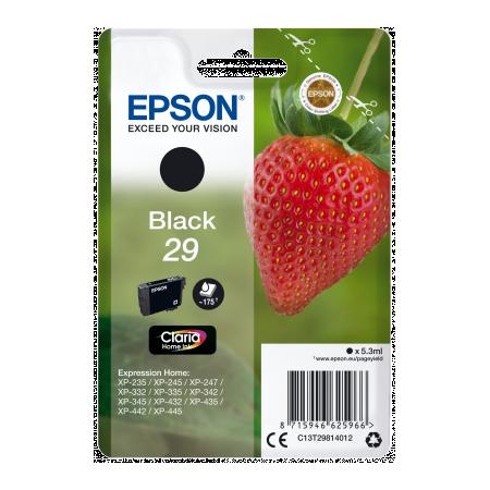 Epson Singlepack Black 29 Claria Home Ink