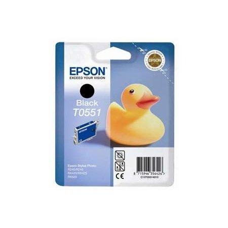 EPSON Ink ctrg černá pro RX425 T0551