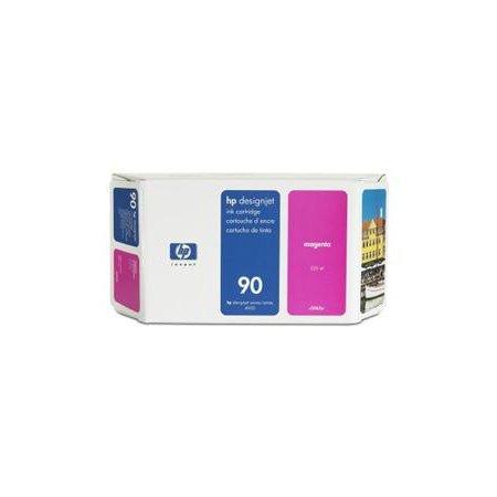 HP no 90 - červená inkoustová kazeta, C5062A