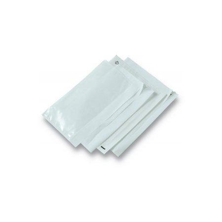 Samolepící obálky průhledné C6, 110x160mm, balení 100ks