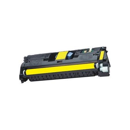 HP C9702A - kompatibilní toner CLJ 1500 / 2500 / EP-87 žlutá
