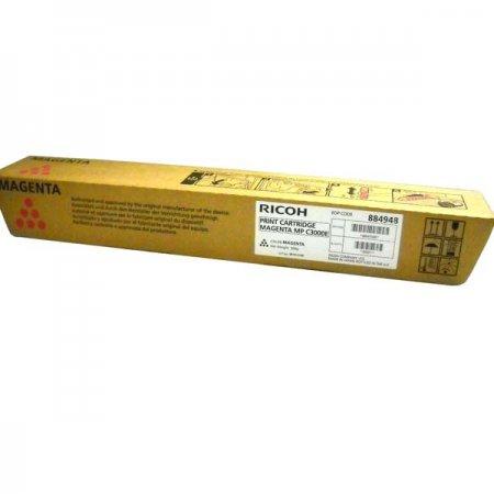 Ricoh originální toner 888642, 884948, 842032, magenta, 15000str.