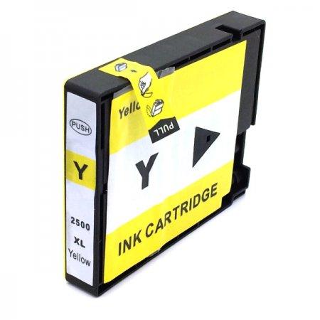 Canon PGI-2500XL Y - kompatibilní žlutá tisková kazeta