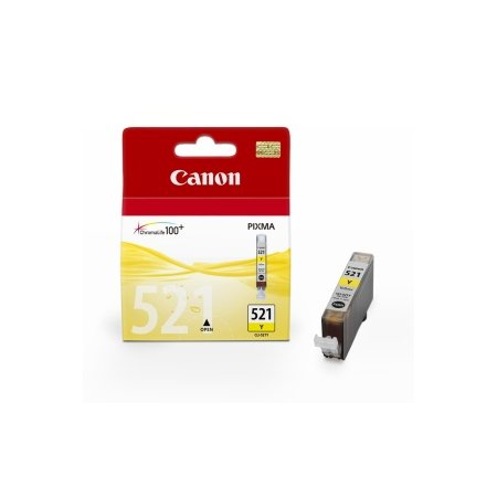 Canon CLI-521Y, žlutý