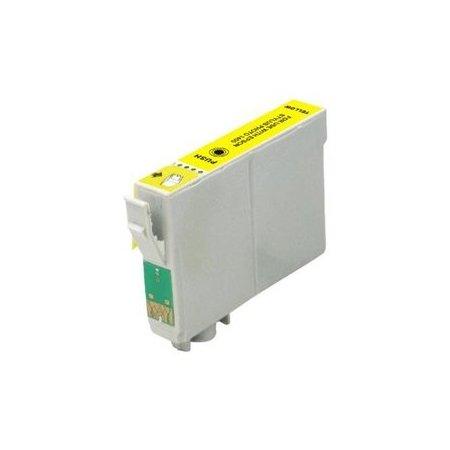 Epson T1304 - kompatibilní cartridge s čipem, žlutá