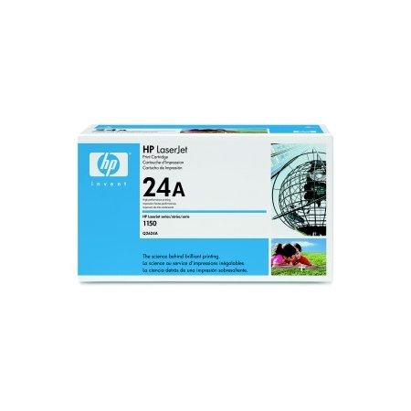 HP inteligentní tisková kazeta černá, Q2624A