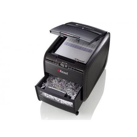 Skartovač REXEL Auto+ 60X s automatickým podavačem, řez 4x45 mm