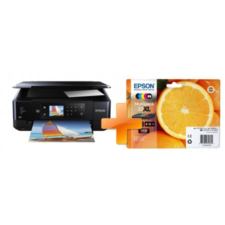 Epson Expression Premium XP-630 A4 + sada inkoustů 33XL