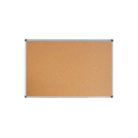 Korková tabule 90x60, ALU rám