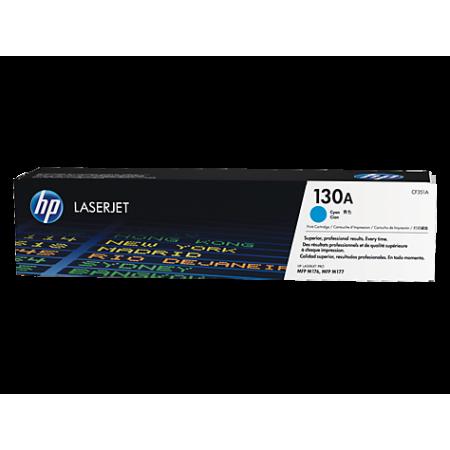 HP tisková kazeta azurová, CF351A