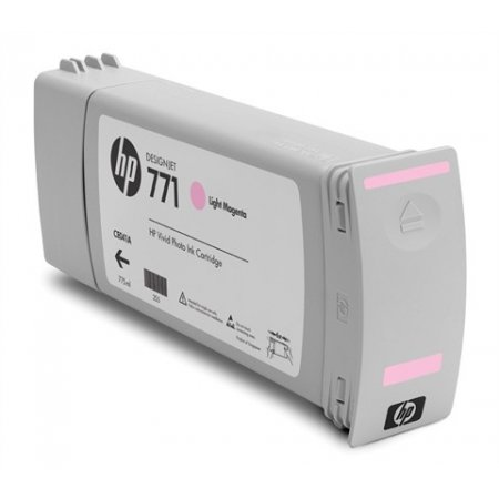 HP CE041A - kompatibilní cartridge s hp 771 light magenta pro HP DesignJet Z6200