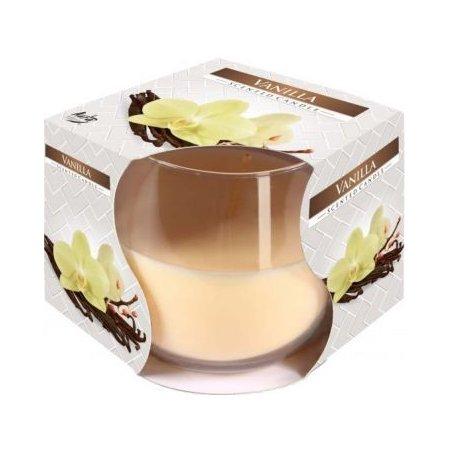 Vonná svíčka Vanilka ve skle