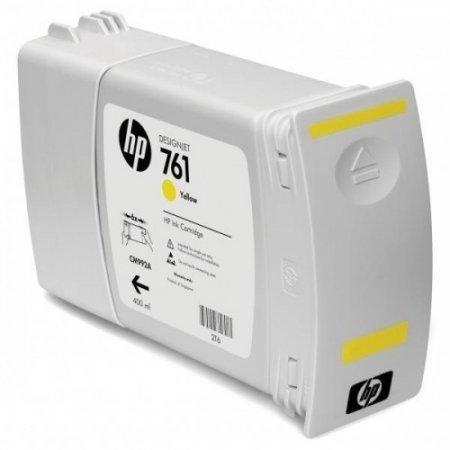 HP CM992A - kompatibilní cartridge s hp 761 žlutá pro HP Designjet T7100MFP
