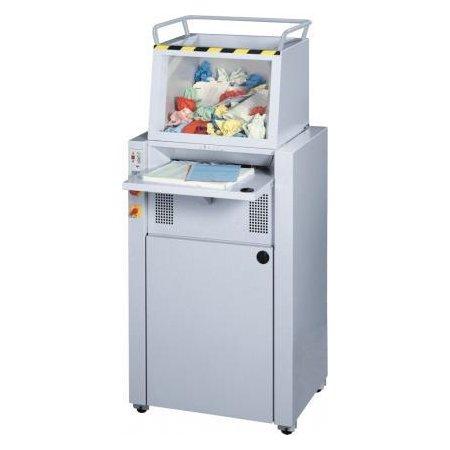 Velkokapacitní skartovací stroj Ideal 4605 cc, řez 2x15mm, násypka