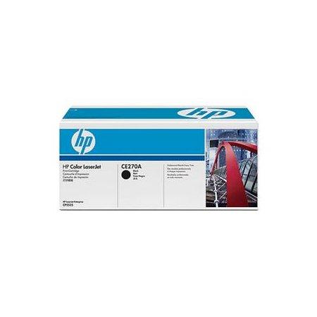 HP tisková kazeta černá, CE270A