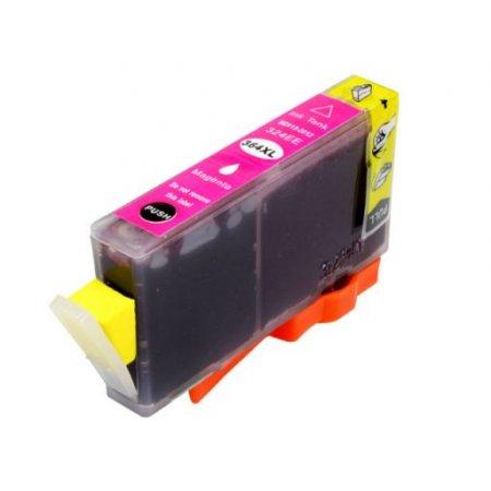 HP CB324A - kompatibilní cartridge s hp 364XL magenta s plně funkčním čipem
