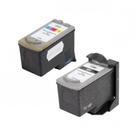 Canon PG-40, CL-41 - kompatibilní sada inkoustových kazet