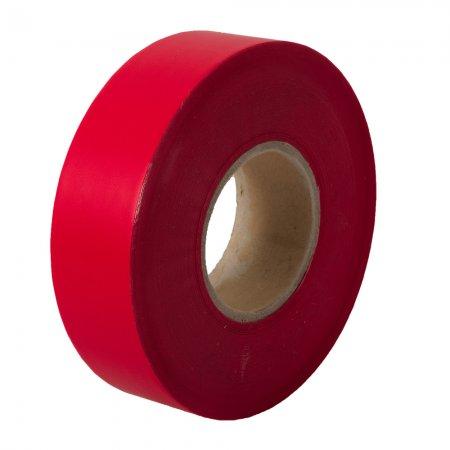 podlahová označovací páska Expertape, 50 mm x 48 m, PVC 350 µm, červená