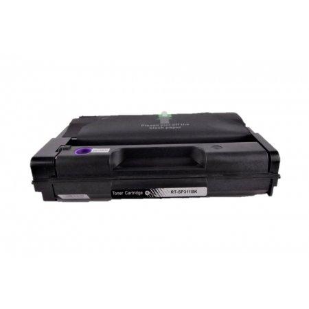 Ricoh 407246 - kompatibilní toner SP311HE černá