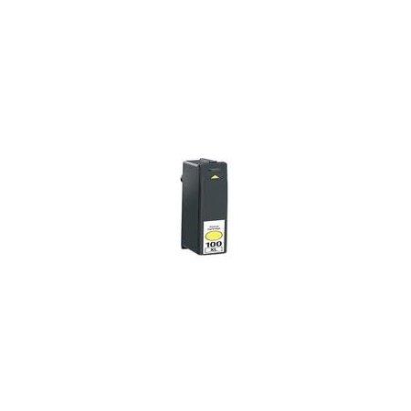 Lexmark 14N1071E - kompatibilní žlutá cartridge s lexmark 100XL