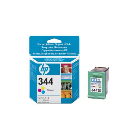 HP no. 344 - 3barevná ink. kazeta, velká, C9363EE