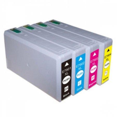Epson 79XL - kompatibilní sada všech 4 barev