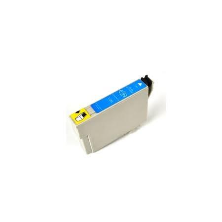 Epson T1282 - kompatibilní cyan cartridge s čipem Topprint
