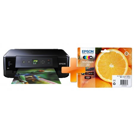 Epson Expression Premium XP-530 A4 + sada inkoustů 33
