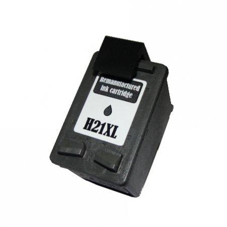 HP C9351A - kompatibilní cartridge s hp 21XL černá