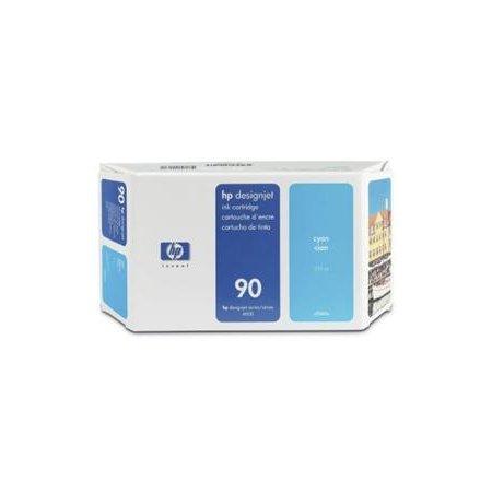 HP no 90 - azurová inkoustová kazeta, C5060A